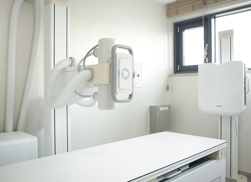 X-ray검사실
